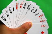 Cartes de bridge