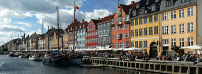 Danemark : Copenhague