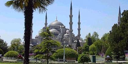 Le Palais de Topkapi à Istanbul en Turquie