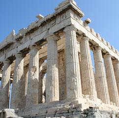 Le Parthénon, Athènes, Grèce