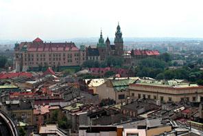 Pologne : la ville de Varsovie