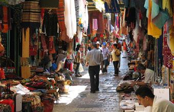 Israël : la vieille ville de Jérusalem